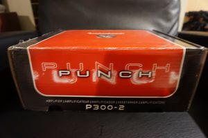 ROCKFORD FOSGATE P300-2 AMPLIFIER for Sale in Bellerose, NY