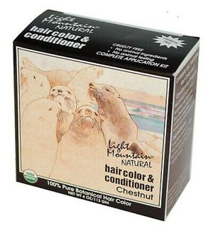 Light Mountain Natural henna hair color for Sale in Rocky River, OH
