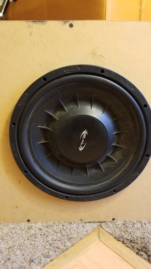 """12"""" subwoofer for Sale in Los Angeles, CA"""