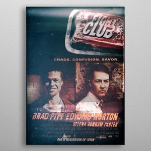 Fight Club Movie Theater Poster! for Sale in Traverse City, MI