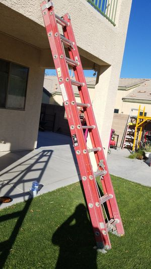 Fiberglass ladder for Sale in North Las Vegas, NV
