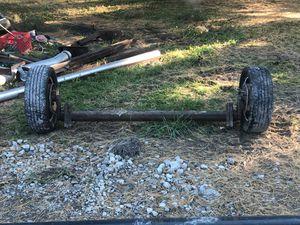 Trailer torsion axle for Sale in Canton, IL
