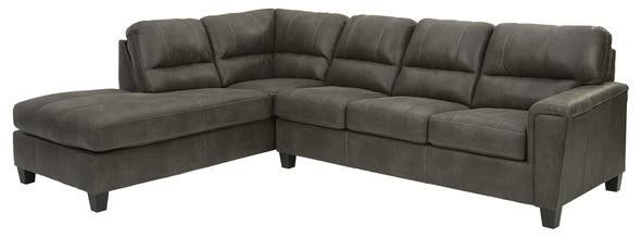 Navi Smoke LAF Sleeper Sectional for Sale in Round Rock,  TX