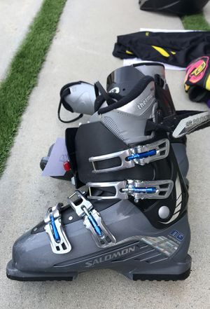 Salomon Thermic Fit Ski boots 27.5 for Sale in San Diego, CA