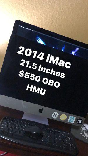 iMac 2014 21.5 inches for Sale in Stuart, FL