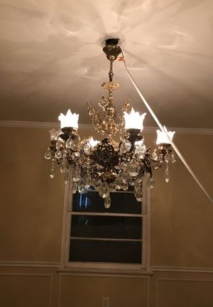 Victorian style chandelier set. for Sale in Los Angeles, CA