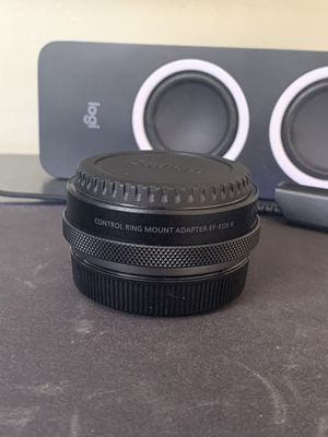 Canon Control Ring Adapter for Sale in Kent, WA