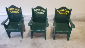 Kids Timeout Chair for Sale in Frisco, TX