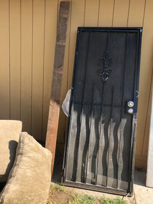 Security door for Sale in Fontana, CA