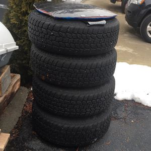 Toyota Rims/tires for Sale in Cashmere, WA