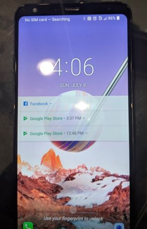 Lg stylo 4 for Sale in Meadows Place, TX