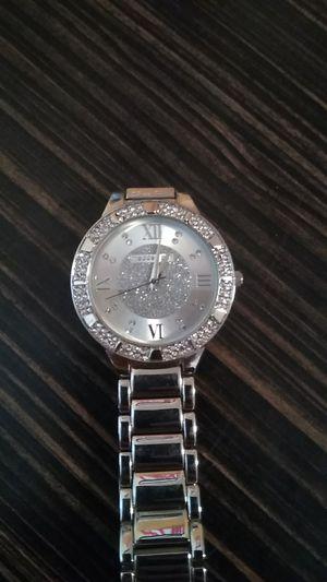 Silver watch for Sale in Las Vegas, NV