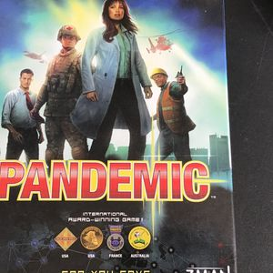 Pandemic Board Game for Sale in Gilbert, AZ