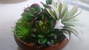 Small Faux Succulent Planter for Sale in Glendale, AZ