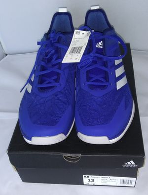 SPEED TRAINER 4 Mens Adidas Turf Baseball Training Size 13 Shoes for Sale in El Cerrito, CA