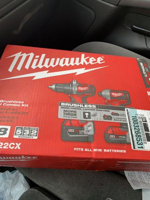 MILWAUKEE POWER DRILL for Sale in US