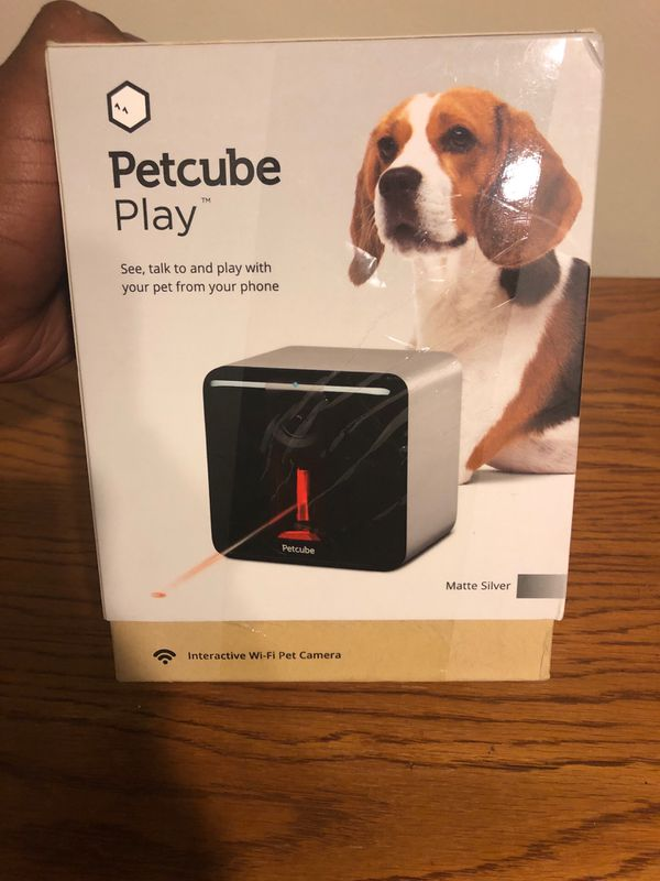 Petcube Play Camera