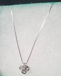 Sterling Silver Necklace for Sale in Clovis,  CA
