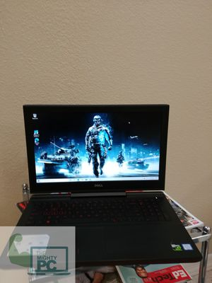 """Dell inspiron 15 7000 gaming laptop Google us online """"The Mighty PC"""" We provide repurposed refurbished business computers for Sale in Chandler, AZ"""