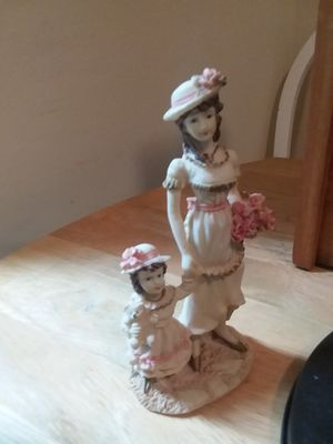 Porcelain figure for Sale in Wytheville, VA
