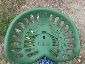 4 johndeer tractor seat barstools for Sale in Conroe, TX