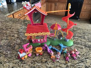 Mini lalaloopsy doll toy set for Sale in Lehigh Acres, FL