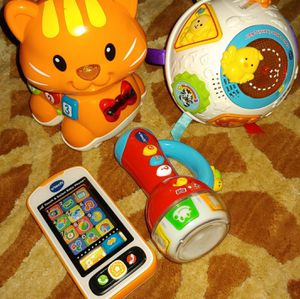 Vtech bundle all in great condition for Sale in Southfield, MI