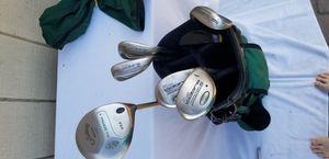 Ladies king cobra callaway golf clubs burton golf bag for Sale in San Diego, CA