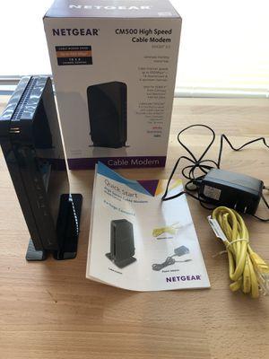 NetGear High Speed Internet Modem for Sale in Seattle, WA