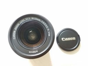 UPDATE:Conon EF-S 18-55mm IS STM for Sale in Santa Ana, CA