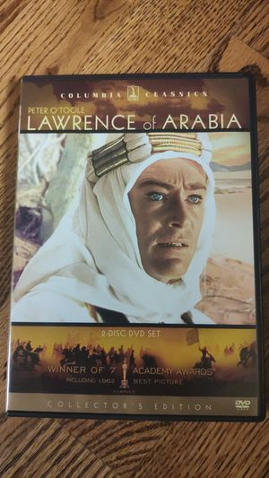 Lawrence of Arabia on CD for Sale in Tulsa, OK
