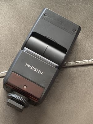 Insignia Compact TTL Flash for Sony camera for Sale in Bronx, NY
