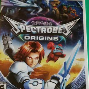 Nintendo Wii Spectrobes Orgins for Sale in Portland, OR