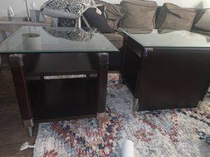 End tables for Sale in Pompano Beach, FL