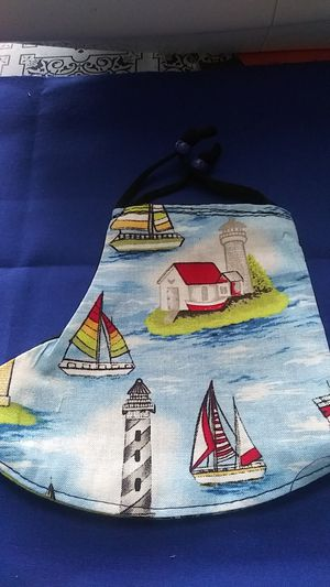 Lighthouse themed face mask-adult size for Sale in West Columbia, SC