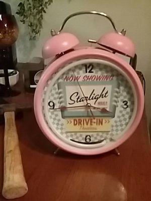 Cool large alarm clock for Sale in Las Vegas, NV