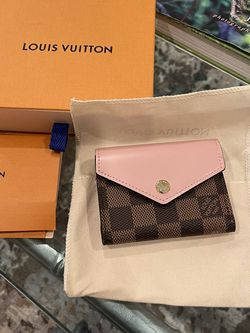 Brand New Louis Vuitton Zoe Wallet In Box With Receipt for Sale in Rockville,  MD