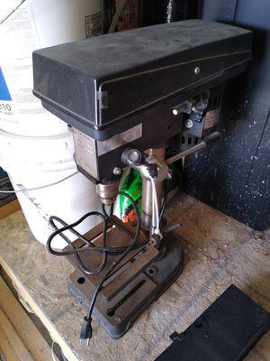 Alltrade drill press w/bit set for Sale in Riverton, UT