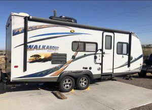 2013 Walkabout by Skyline Travel Trailer light 4015 dry weight for Sale in Queen Creek, AZ