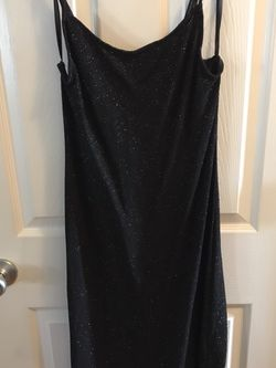 Short black sequin dress for Sale in Valmeyer,  IL