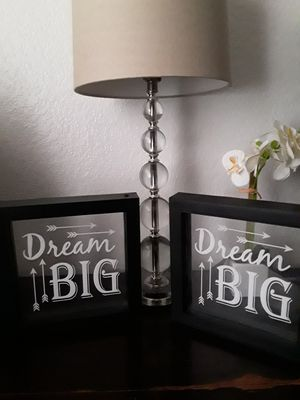 Home decoration frames with light for Sale in Los Angeles, CA