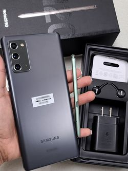 Galaxy Note20 (T-Mobile y Metro) 5G for Sale in South Gate,  CA