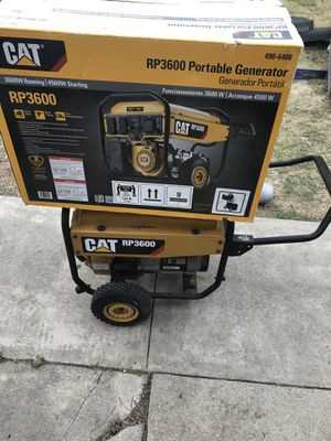 Generator new gas for Sale in Fontana, CA