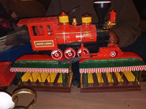 Walter E Disney train set from 1980 vintage collectible for Sale in Everett, WA