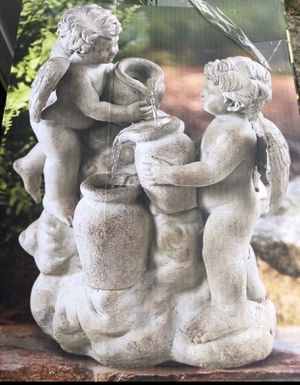 Cherub Fountain (new) for Sale in Philadelphia, PA