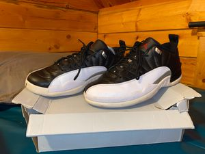 Jordan 12 Retro low Playoffs for Sale in Lake Stevens, WA