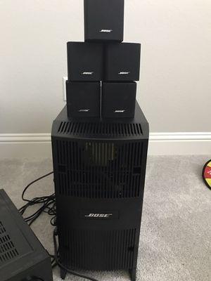 Bose 5.1 + Pioneer Receiver for Sale in Cedar Park, TX