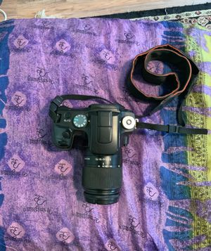 SONY DSLR-A100 Digital Camera for Sale in Chicopee, MA