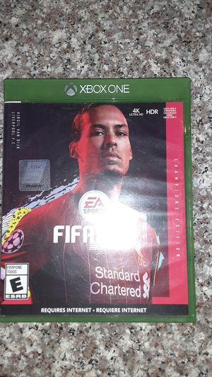 Fifa 20 Xbox One for Sale in Bakersfield, CA