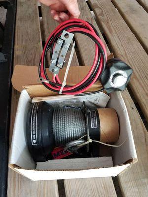Electric wonder winch for Sale in Cadillac, MI